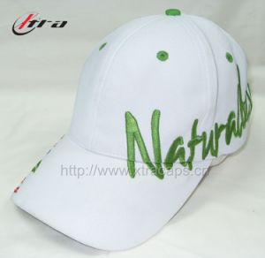 Letter Embroidery Sports Cap (XT-0621) pictures & photos