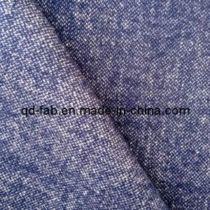 58*60 Cotton/Spandex Denim Fabric (QF13-0731) pictures & photos