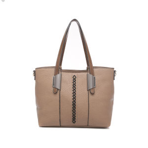 Casual Thread Decorated Exclusive Lady Handbags (MBNO043024) pictures & photos