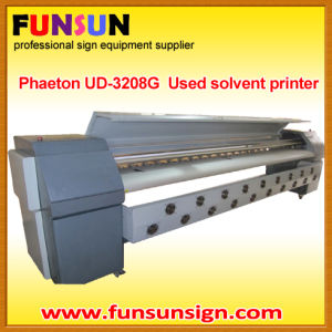 Challenger/Phaeton Used 3.2m Solvent Printer (second hand, seiko head) pictures & photos