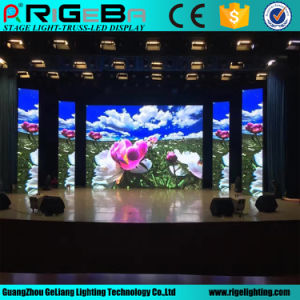 Indoor P10 Full Color Video LED Display for Advertising Screen pictures & photos
