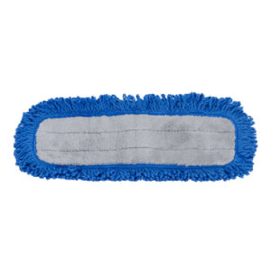 Cleaning Tool with Blue Microfiber Dry Mop Pad pictures & photos