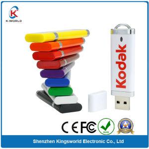 Top Sale Plastic Lighter 8GB USB Flash Drive in Good Quality (KW-0396)