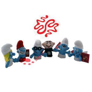 Plush Cartoon Finger Puppet pictures & photos