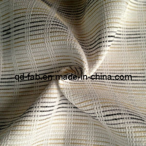 Luxury 100%Cotton Jacquard Fabric (QF13-0737) pictures & photos