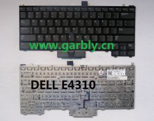 Us Notebook Keyboard for DELL Latitude E4310 Laptop Spare Part pictures & photos