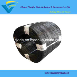 Black Spring Wire (BWG4-BWG33) Manufacturer with Competitive Prices pictures & photos