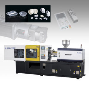 CE Approved with Servo Injection Molding Machine (CSD-S180 (100-500)) pictures & photos