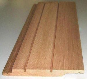 Cedar Wall Panel / Sauna Board pictures & photos