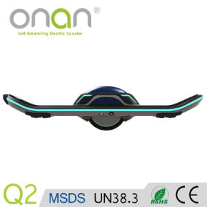 6.5 Inch Wide Tyre Electric Balancing Single Skateboard