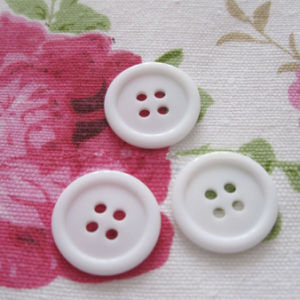The New Fashion Chalk Buttons