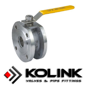 Trunnion Mounted Ball Valve, API 6D, PED/Ce Certificated pictures & photos
