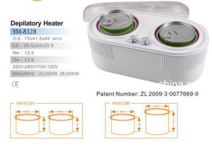 Hair Removal Wax Heater Depilatory Beauty Equipment pictures & photos