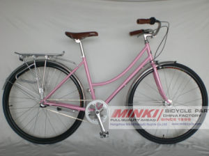 Lady′s Bikr City Bicycle Vintage Bike pictures & photos