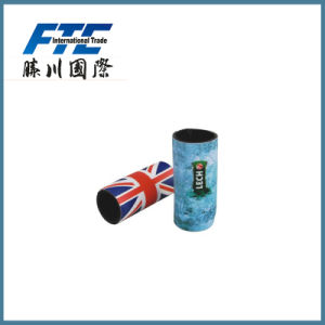 Foldable and Promotional Printed Can Sleeve Cooler pictures & photos