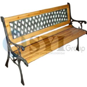 China Ductile Cast Iron Outdoor Garden Benches China Outdoor