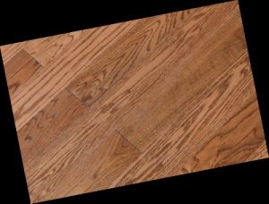 Uniclic Lock 15mm Flat Surface OEM Oak Engineered Wood Flooring (LYEW 19) pictures & photos