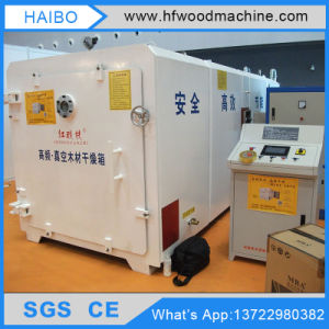 New Technology Wooden Furniture Lumber Hf Drying Equipment