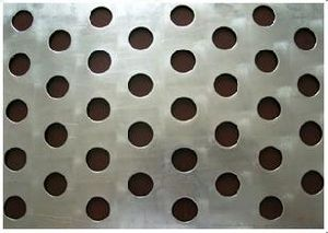 Round Hole Perforated Metal Aluminum Plate pictures & photos