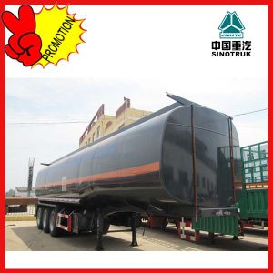 Chinese Cheap Price Oil Tank Trailer Truck