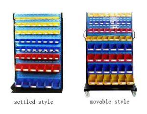 Plastic Bin Rack Storage Material Rack (JW-KV-04) pictures & photos