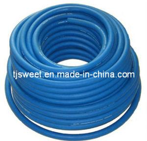 CE Approved Blue/Red/Black Fiber Biraded Rubber Air Hose