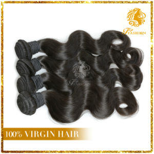 Factory Price Body Wave Hair Weave India Body Wave Hair Weave Bundles Hair Extension pictures & photos