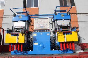 Vacuum Rubber Parts Compression Molding Machine pictures & photos