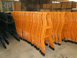 Powder Coating Wheel Barrow Handle pictures & photos