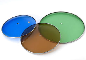 Colors Glass Lid pictures & photos
