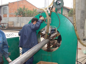 Lamppost Line, Steel Pole Making Machine pictures & photos