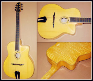 Yellow Gyspy Guitar Stock Available (YZ-10Y)