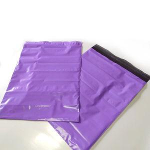 Custom Plastic Purple Mail Envelope Plastic Mailer Bag pictures & photos