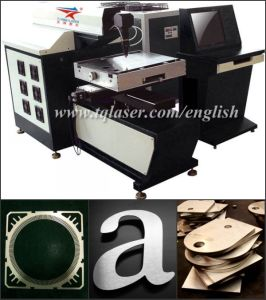 YAG Laser Cutter/Metal Laser Cutting Machine (TQL-LCY500-0303)