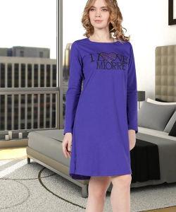 Women Sleepwear Dress