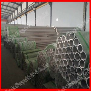 SUS 316ti Stainless Steel Seamless Pipe pictures & photos