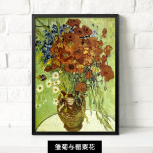Oil Paintings Decorative Painting Retro Nostalgia Living Room Porch Framed Painting pictures & photos