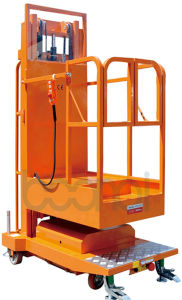 Mobile Aerial Stock Picker (Triple Masts) Max Working Height 6.00 (m) pictures & photos