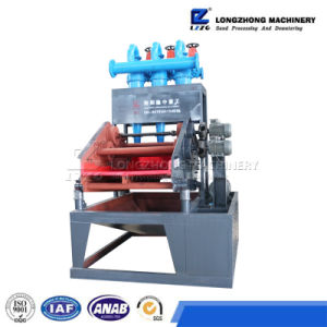 Tailings Dewatering Processing Vibrating Machine with Separator pictures & photos