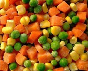 IQF Mixed Vegetable
