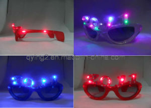2011 Fashionable Glow Glasses (QY-LS2011) pictures & photos