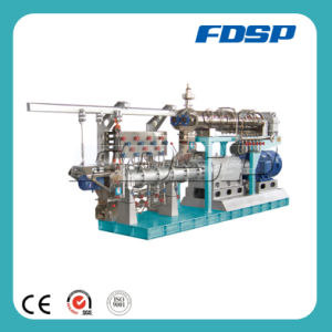 Floating Fish Feed Extruder Soybean Extruding Machine pictures & photos