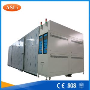 Walk in Environmental Temperature Humidity Stability Chamber pictures & photos