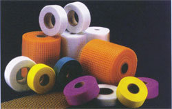 Fiberglass Self-Adhesive Mesh Tape pictures & photos