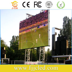 Ultrathin P6 SMD LED Screen for Outdoor Entertainment Venues pictures & photos