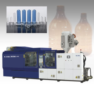 CE Approved with Pet Preforms High-Speed Production Line (CSD-PET260, 320) pictures & photos