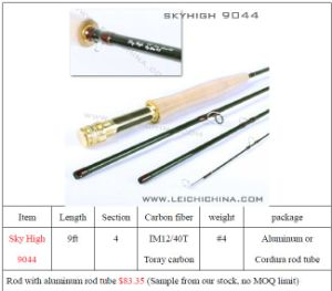 Wholesale High Quality Im12 Janpanese Carbon Fly Rod pictures & photos