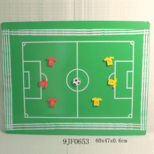 Football Wooden Memoboard for Boy with Magnets pictures & photos