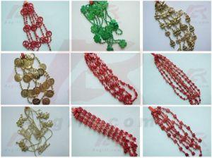 Mardi Gras MOT Beads Necklace (AS-BA0001-2)
