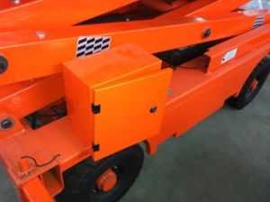 9m Semi-Electric Scissor Lift (JCPTG9) pictures & photos